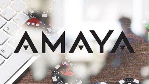 Amaya slot machine casino software