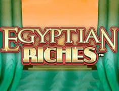 Egyptian Riches logo