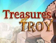 Treasures of Troy logo