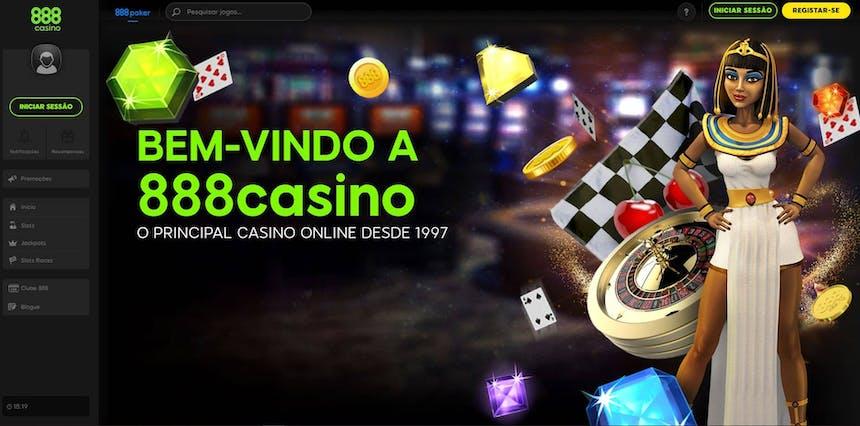 Melhores Jogos de Slot Machines Online em 888 casino