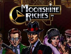 Moonshine Riches logo