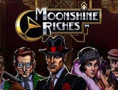 Moonshine Riches logo