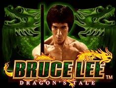 Bruce Lee Dragon's Tale logo
