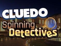 CLUEDO Spinning Detectives logo