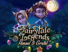 Fairytale Legends: Hansel and Gretel logo