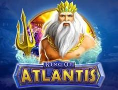 King of atlantis logo