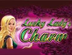 Lucky Lady's Charm logo
