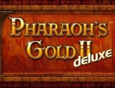 Pharaoh's Gold II Deluxe logo
