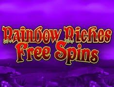 Rainbow Riches Free Spins logo