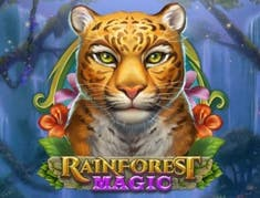 Rainforest Magic logo
