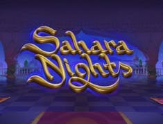 Sahara Nights logo