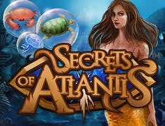 Secrets of Atlantis logo