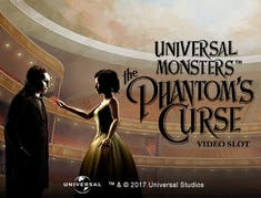 Universal Monsters: The Phantom's Curse logo
