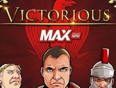 Victorious MAX logo