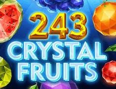 243 Crystal Fruits logo