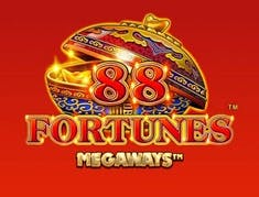 88 Fortunes Megaways logo