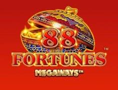 88 Fortunes Megaways logo