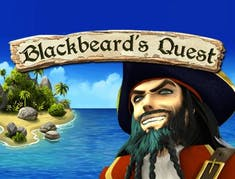 Blackbeard's Quest logo