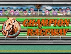 Champion Raceway logo