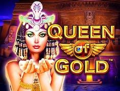 Queen of gold logo