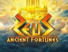 Zeus Ancient Fortunes logo
