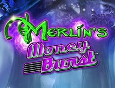 Merlin's Moneyburst logo