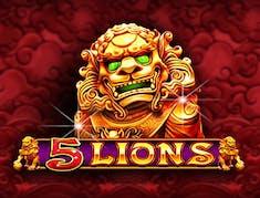 5 Lions logo