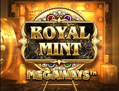 Royal Mint Megaways logo