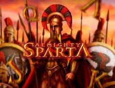 Almighty Sparta logo