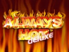Always Hot deluxe logo