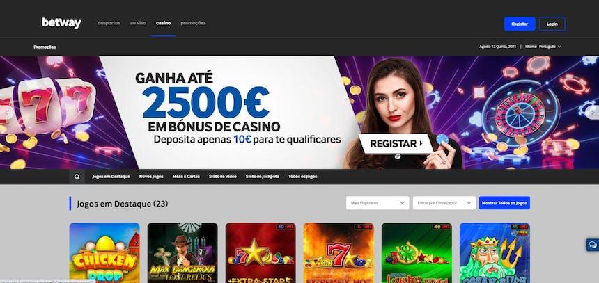 Melhores Jogos de Slot Machines Online em Betway