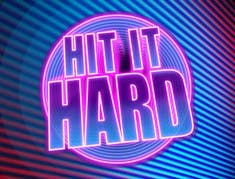 Hit it Hard logo