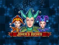 Joker's Riches logo