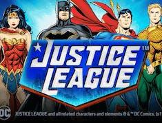 Justice League Comic logo