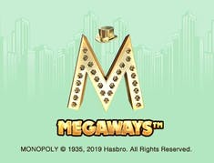 Monopoly Megaways logo