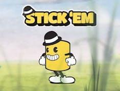Stick 'Em logo