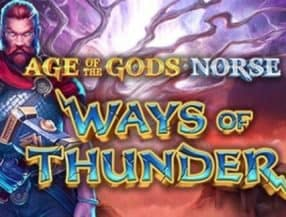 Age of the Gods Norse Ways of Thunder