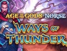 Age of the Gods Norse Ways of Thunder logo