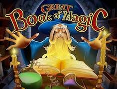Great Book of Magic logo