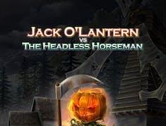 Jack O'Lantern vs The Headless Horseman logo