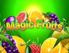 Magic Fruits Deluxe logo