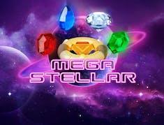 Mega stellar logo