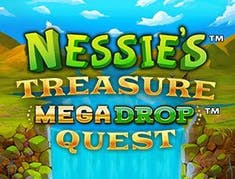 Nessie's Treasure Mega Drop Quest logo