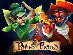 Pixies vs Pirates logo