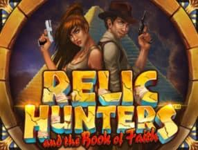 Relic Hunters and the Book of Faith™