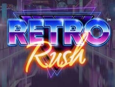 Retro Rush logo
