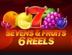 Seven's and Fruits: 6 Reels logo