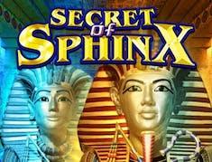 Secret of Sphinx logo