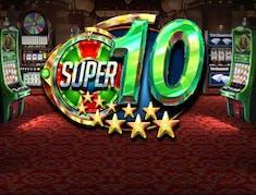 Super 10 logo