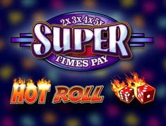 Super Times Pay Hot Roll logo